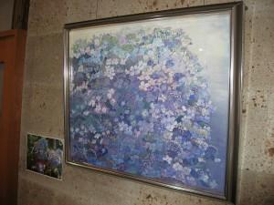 関田秀子さん(日本画)
